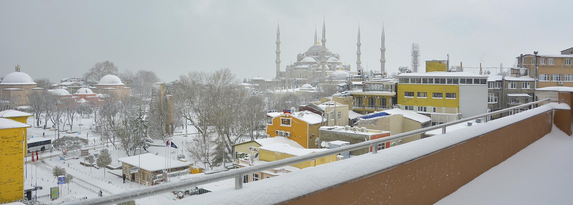 Türkei, Istanbul, And Hotel