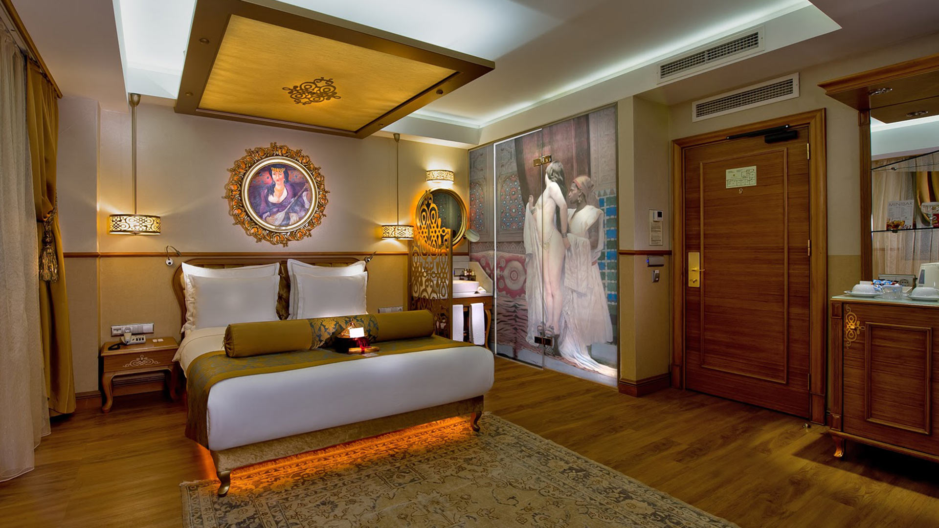 Istanbul_Hotel_Sultania_Deluxe_Double_Bed