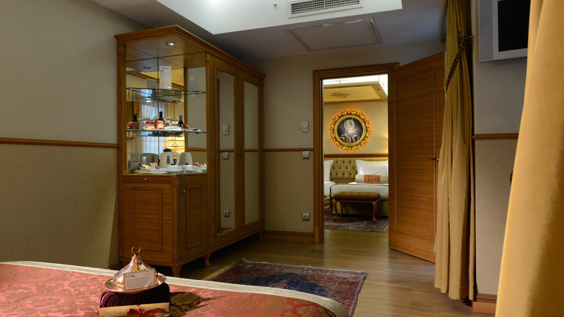 Istanbul_Hotel_Sultania_Family_Suite_Bedroom
